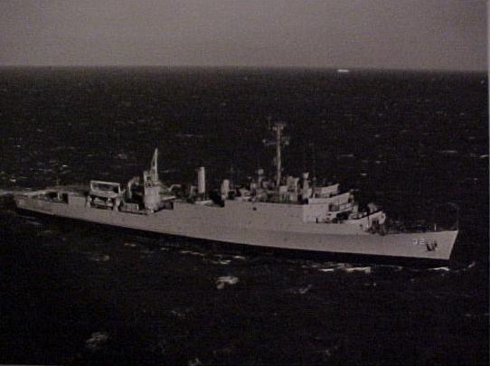 USS Spiegel Grove (LSD-32)  -  January 1961