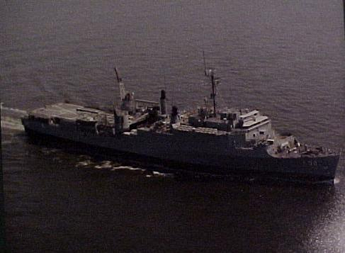 USS Spiegel Grove (LSD-32)  -  May 1978